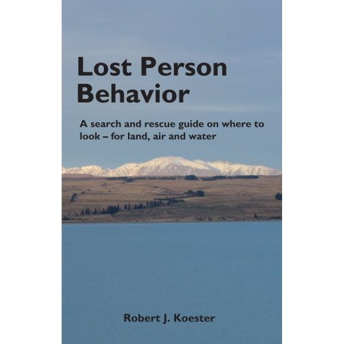 lost person behavior koester pdf